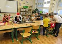 Vánoční dílny na ZŠ Komenského