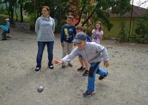 Petanque ve škole