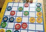 Vysvědčení v 1.B – den deskových her