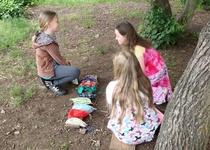 Den dětí na Ronovské